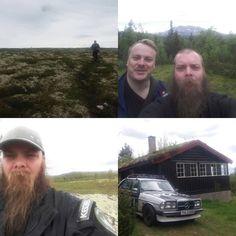 Gutta på tur! @gravkapell og granlund rønna fjellet. #hyttetur #pselfie #poesi #helligfjell #hemstugu #hiking #roman #fottur #poesibilen #tronfjellet #tacticool #oakleycaps #skriver #skyporn #skjeggmenn #bearded http://misstagram.com/ipost/1540696571418788968/?code=BVhp15mFERo