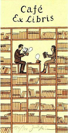 Café ex Libris