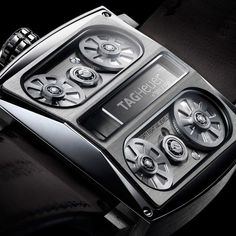 Coolest watches gadgets – Monaco V4 Limited Edition – Best gadgets – Top gadgets | Sclick