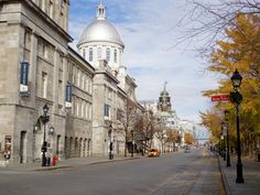 Planning to visit Old Montreal for the first time and not sure where to start? Make sure to follow this itinerary to get the most out of your excursion.