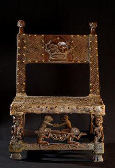 "Chief Trone - Chokwe - Angola ""citwamo"""