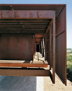 St Andrews Beach House   Victoria, Australia   Sean Godsell Architects