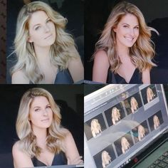 Such a joy to work with Stephanie! No filters needed for this beauty! #beautiful #funtimes #skincare #skinisin #limelight #limelightbyalcone #natural #glow #sexyhairexpert #SexyHairSystems #hairstylist #bigsexyhair #LoveMyJob #makeupartist #Charlotte #NC #makeup