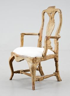 Swedish armchair