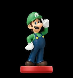 Luigi™ Super Mario series Available 03/20/2015