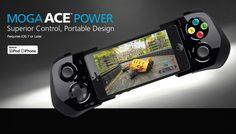 MOGA Ace Power – primul gamepad MFI pentru iPhone produs de catre MOGA apare intr-un clip video