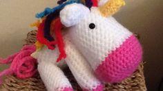 Crochet unicorn | Busymitts