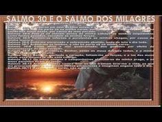 SALMO 30 - É O SALMO DOSS MILAGRES  theraio7