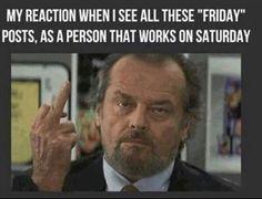 The Evolution of Jack Nicholson list Work Memes, Work Quotes, Work Humor, Work Funnies, Waitress Problems, Cashier Problems, Server Humor, Server Problems, Server Life