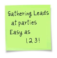 Build your team with this simple tip! Follow me at www.Facebook.com/KimDenneTS, too! #directsales #partyplan