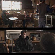 """""""Prisoners"""" (2013) Cinematography by Roger Deakins (@rogerdeakins) .  #mrcinematography #movie #cinema #bts #prisoners #prisonersmovie #rogerdeakins #denisvilleneuve #hughjackman #melissaleo #cinematography #filmmaking #cinematographer #filmmaker #videography #setlife #videoproduction #filming #cinematic #production #onset #dop #behindthescenes #film #filmproduction Film Composition, Light Cinema, Cinematic Lighting, Wanted Movie, Light Shoot, Film Tips, Roger Deakins, Denis Villeneuve, Cinematic Photography"""