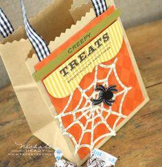 paper bag make over