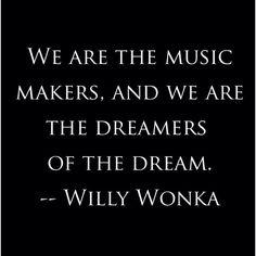 #dreamers #theskyisthelimit #myaloette #willywonka #sheleads