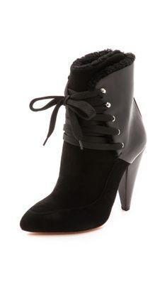IRO Kimei Shearling Boots   Shopbop