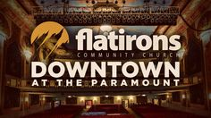 Flatirons Downtown at the Paramount Announcement