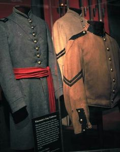 jefferson davis uniform