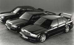 mercedes cosworth 2.3 16   gama mercedes 190E Mercedes 190E 2.3 16 & 2.5 16 Cosworth