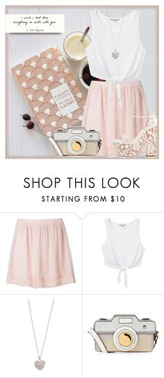 """""""Morning Reading."""" by killerqueen188 ❤ liked on Polyvore featuring Christian Dior, Monki, Accessorize and Christian Louboutin"""