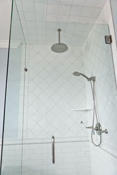Palm Harbor Florida Tub Bath Shower 6x6 White Wall Tile