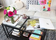 How to Style a Coffee Table [HGTV Canada]