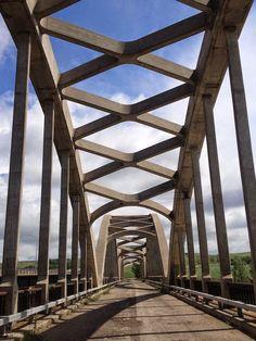 Borden Bridge - Borden, Saskatchewan, Canada // Sweet Spontaneity