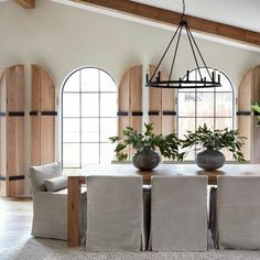 Example of lighter wood in Spanish Colonial styling