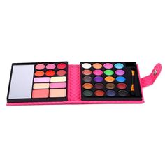 Pro Small Makeup Eyeshadow Palette 32 colors Fashion Eye Shadow Make Up Shadows With Case Cosmetics For Women Oogschaduw 4colors