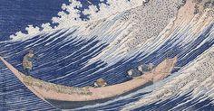 Au Grand Palais, l'exposition Hokusai fait relâche