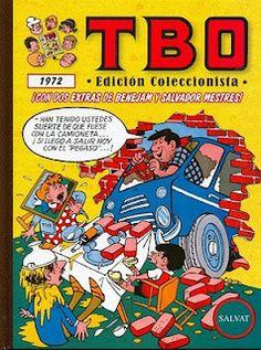 TBO 1972 (Con dos extras de Benejam y Salvador Mestres).    Contenido:  TBO Extraordinario con las mejores páginas de Benejam.  Extraordinario de TBO con las mejores historietas de Salvador Mestres.