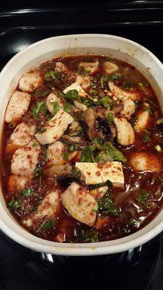 Little Corner of Mine: Spicy Szechuan Fish