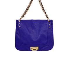 Olivia + Joy Tycoon Large Flap Shoulder Bag