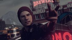 1920x1080 widescreen wallpaper infamous second son