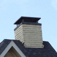 Gunmetal chimney toppers Ohio House, Chimney Cap, Backyard Fireplace, Exterior Colors, Fireplaces, Coupons, Home Improvement, Landscaping, House Ideas