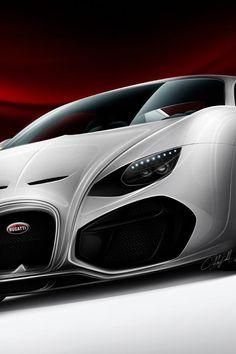 Bugatti Venom
