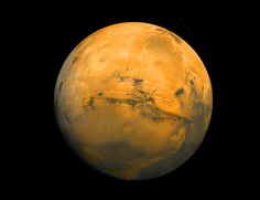 Mars. 2025 the first mission with humans for habitation!