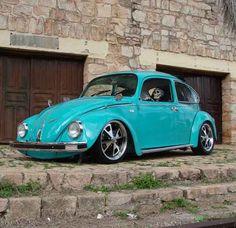 Green Aqua Bug, Volkswagen Sedan 1995 que no necesita presentación