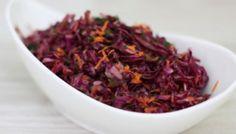Zelerový šalát - Tinkine recepty Cabbage, Vegetables, Food, Veggies, Vegetable Recipes, Meals, Cabbages, Yemek, Collard Greens