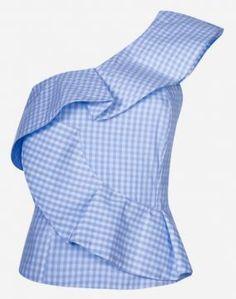 Blusa cuadros vichy