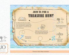 Woodland Fairy Treasure Hunt par Revelbee sur Etsy