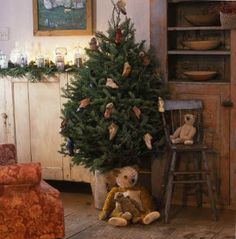 Once More~: Pinterest~Images From Primitive Christmas Ideas Board