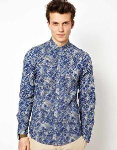Antony Morato Floral Shirt
