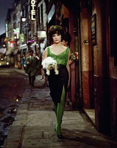 Orry-Kelly costume design: Irma la douce, starring Shirley MacLaine (Billy Wilder).