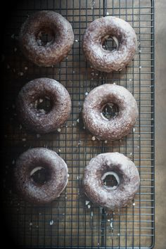 Baked Chocolate Glazed Donuts - These donuts are so chocolatey, moist and delicious! You'd never know they were baked!   @tasteLUVnourish