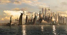 multi city photo manipulation