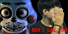 WHY ME TEDDY!! Five Nights at Freddy's 2 Part 1 #FiveNightsatFreddy's #horrorgame #scarygame #cuteteddy #youtube #news