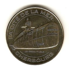 Submarines LE Redoutable French Medal Monnaie DE Paris Normandy Museum 2012   eBay