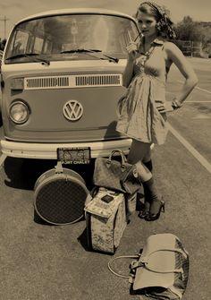beste afbeeldingen van op vakantie met de bus   auto meisjes motorfietsen en