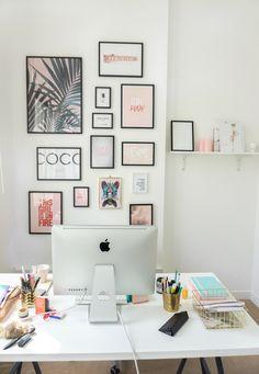 Great Resource When It Comes To Interior Decorating Glam Bedroom, Girls Bedroom, Bedroom Decor, Wall Decor, My New Room, My Room, Girl Bedroom Designs, Aesthetic Room Decor, 2 Instagram