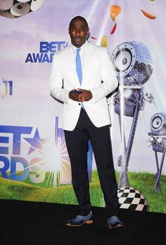 Idris Elba those shoes!
