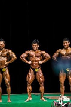 Nam Kyoung Yun (남경윤, Korean Bodybuilder) / 2015 National Competiton